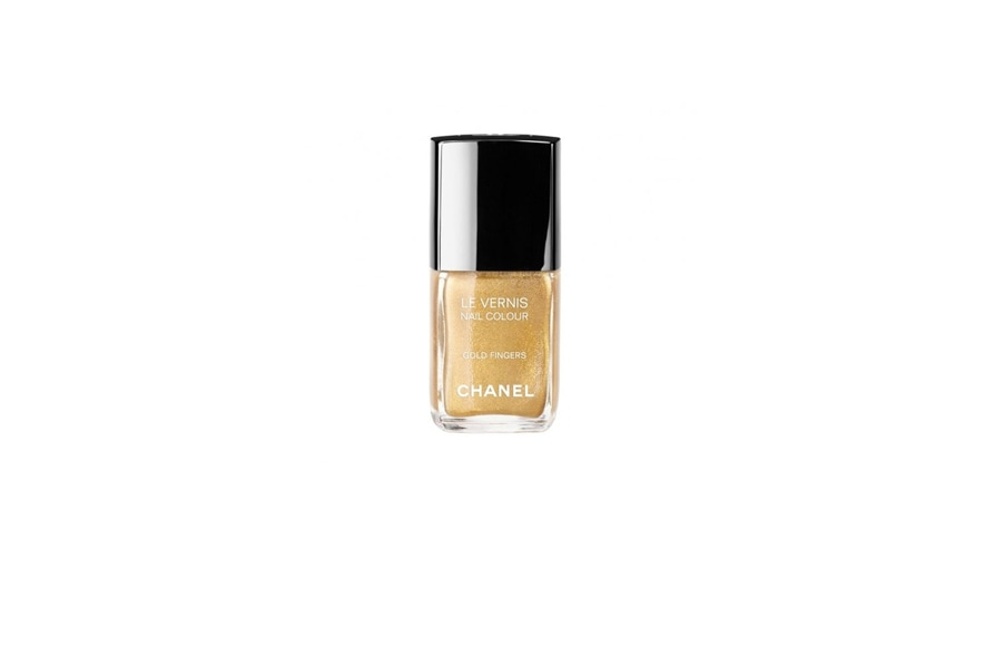 chanel le vernis gold fingers