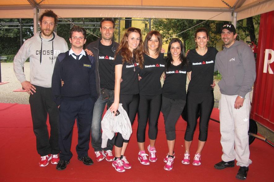 7 Park Tour Reebok: il Crossfit arriva a Napoli