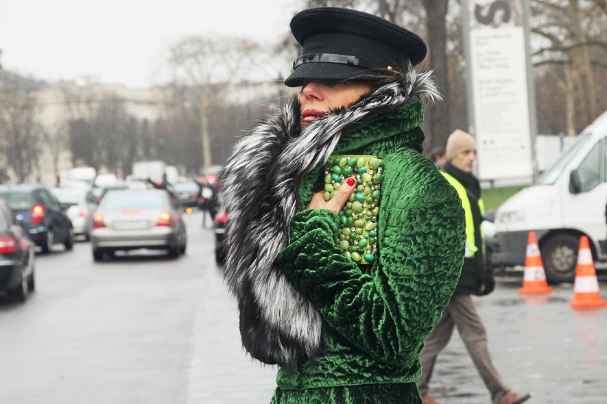 PARIS FW STREET STYLE: 6 MARZO
