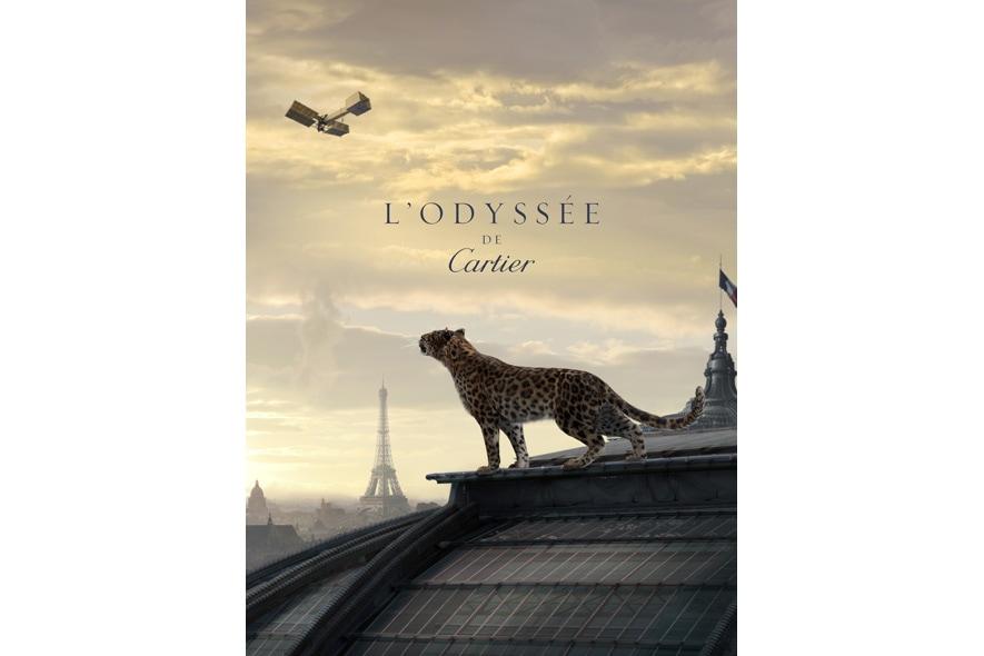 L'Odyssée de Cartier: il viaggio meraviglioso di una pantera