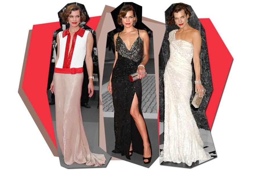Milla Jovovich: fashion icon della settimana