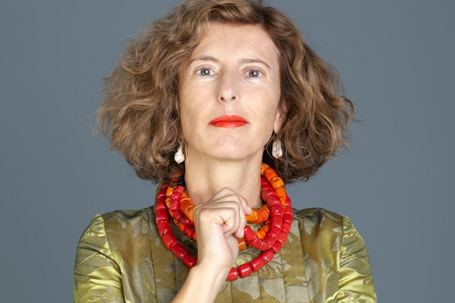 """Teresa Sapey: """"Il colore è materia"""""""