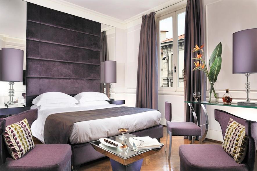 Brunelleschi deluxe room