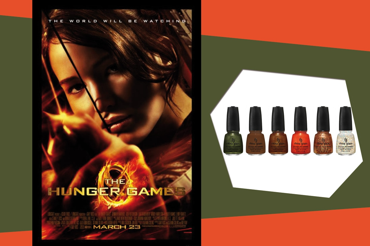 China Glaze ha da poco lanciato la collezione di smalti Capitol colours dedicata al film The Hunger Games