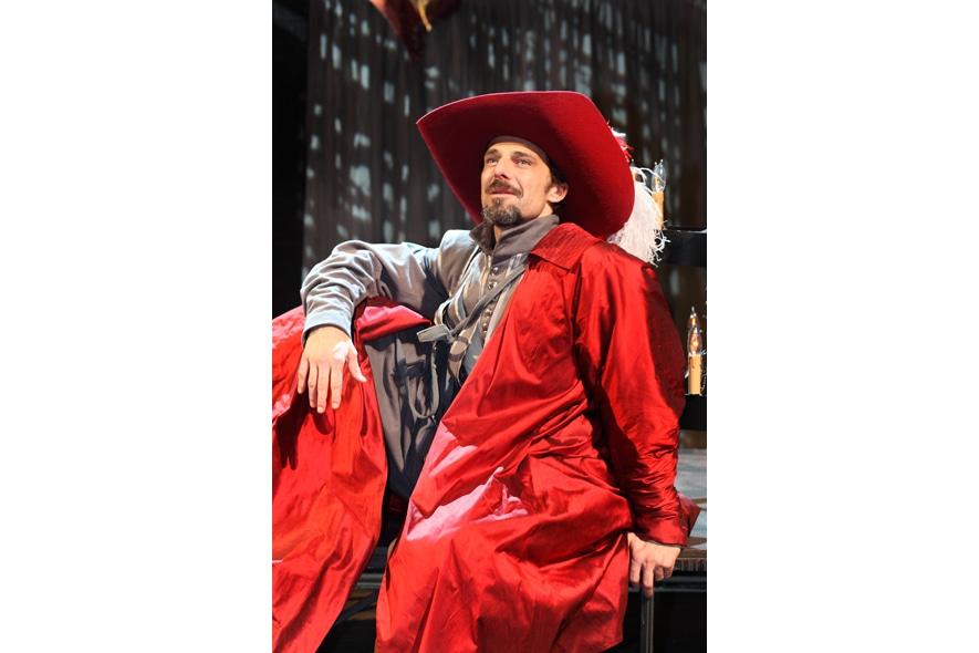 Cyrano foto di Noemi Commendatore