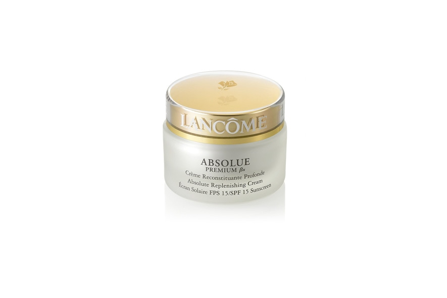 Elevate performance anti-age con la Absolue Premium di Lancôme
