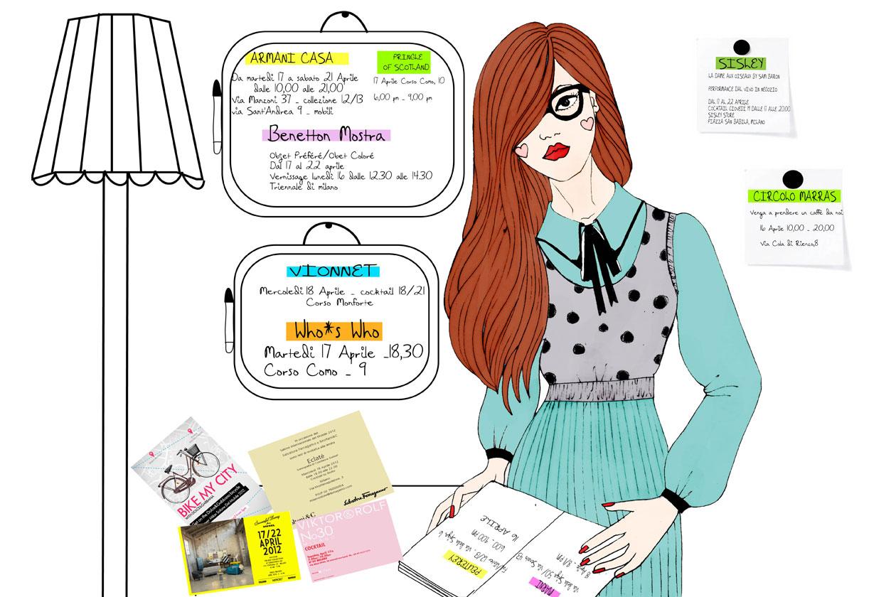Salone del Mobile 2012: gli eventi fashion da non perdere