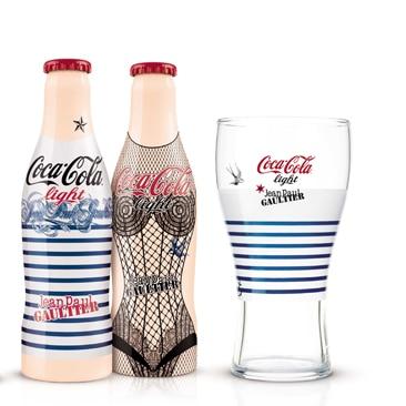 Jean Paul Gaultier designer di Coca Cola