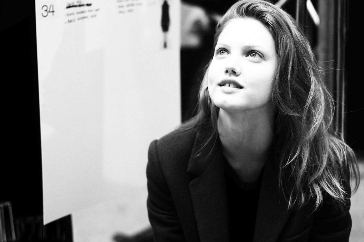 Lindsey Wixson (Marilyn)