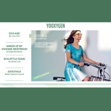 Lo shopping eco di Yoox