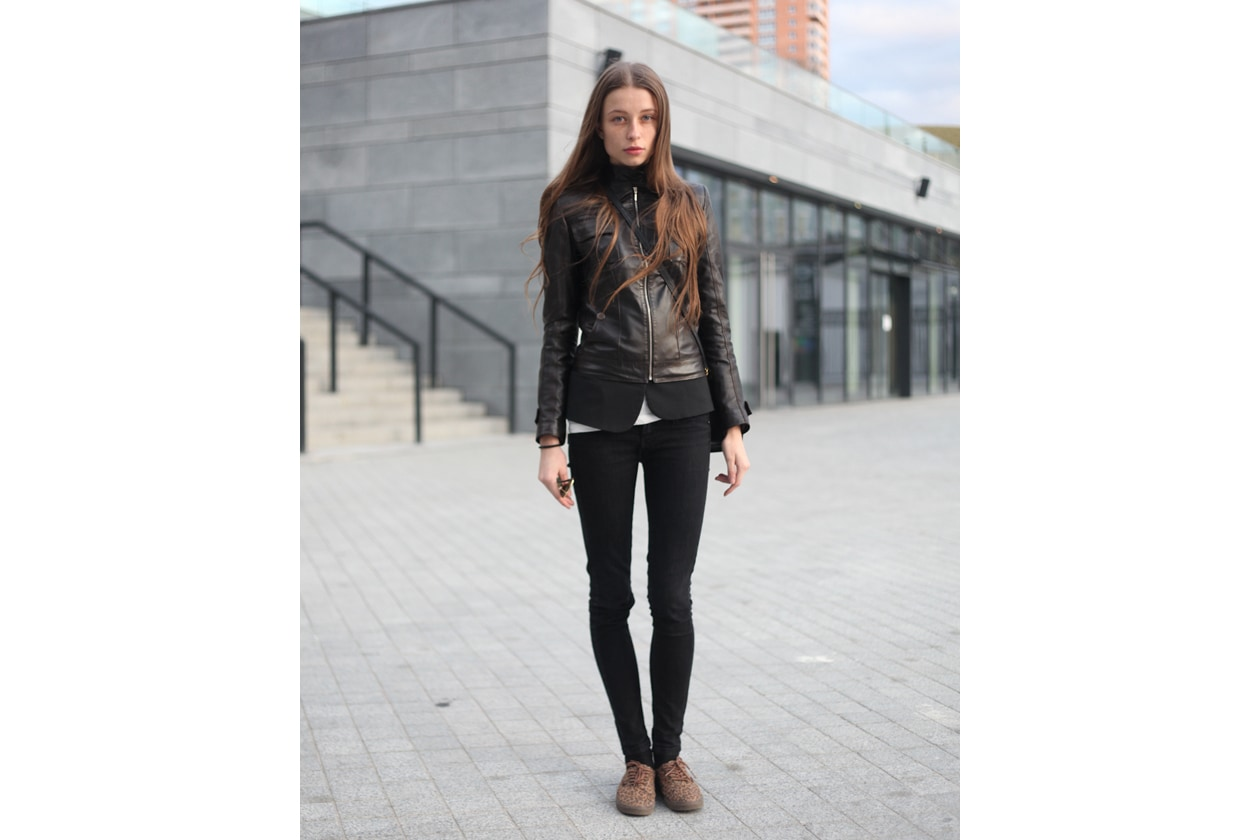 Mercedes Benz Kiev Fashion Days 22nd 25th of March 2012 streetstyle 11