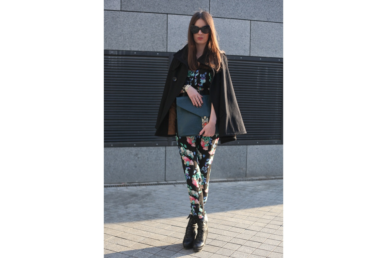 Mercedes Benz Kiev Fashion Days 22nd 25th of March 2012 streetstyle 30