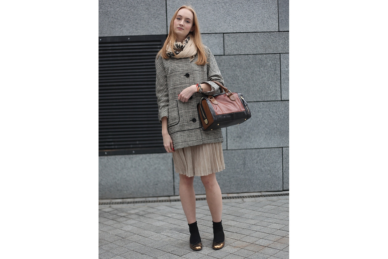 Mercedes Benz Kiev Fashion Days 22nd 25th of March 2012 streetstyle 7