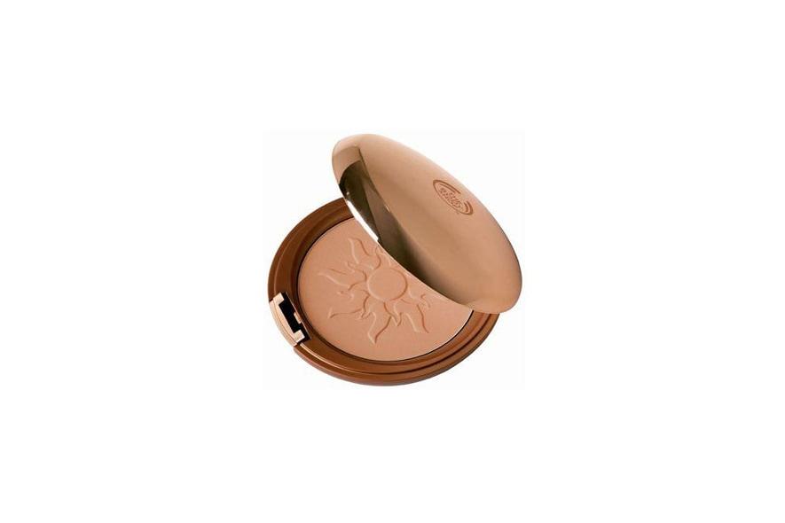 Ottimo per coprire le prime linee e ricco di vitamina E, il bronzer di The Body Shop è adatto a tutti i tipi di pelle