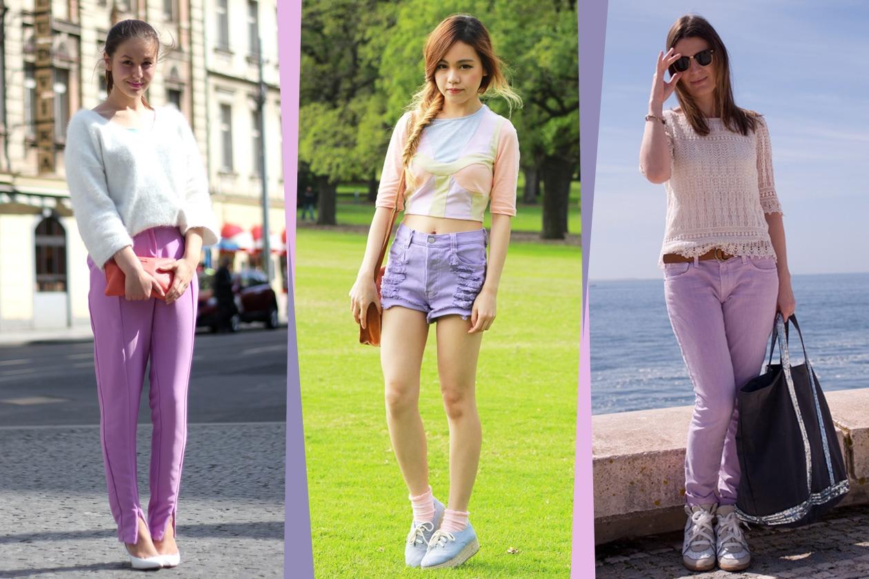 Primavera pastello: come lo indossano le blogger