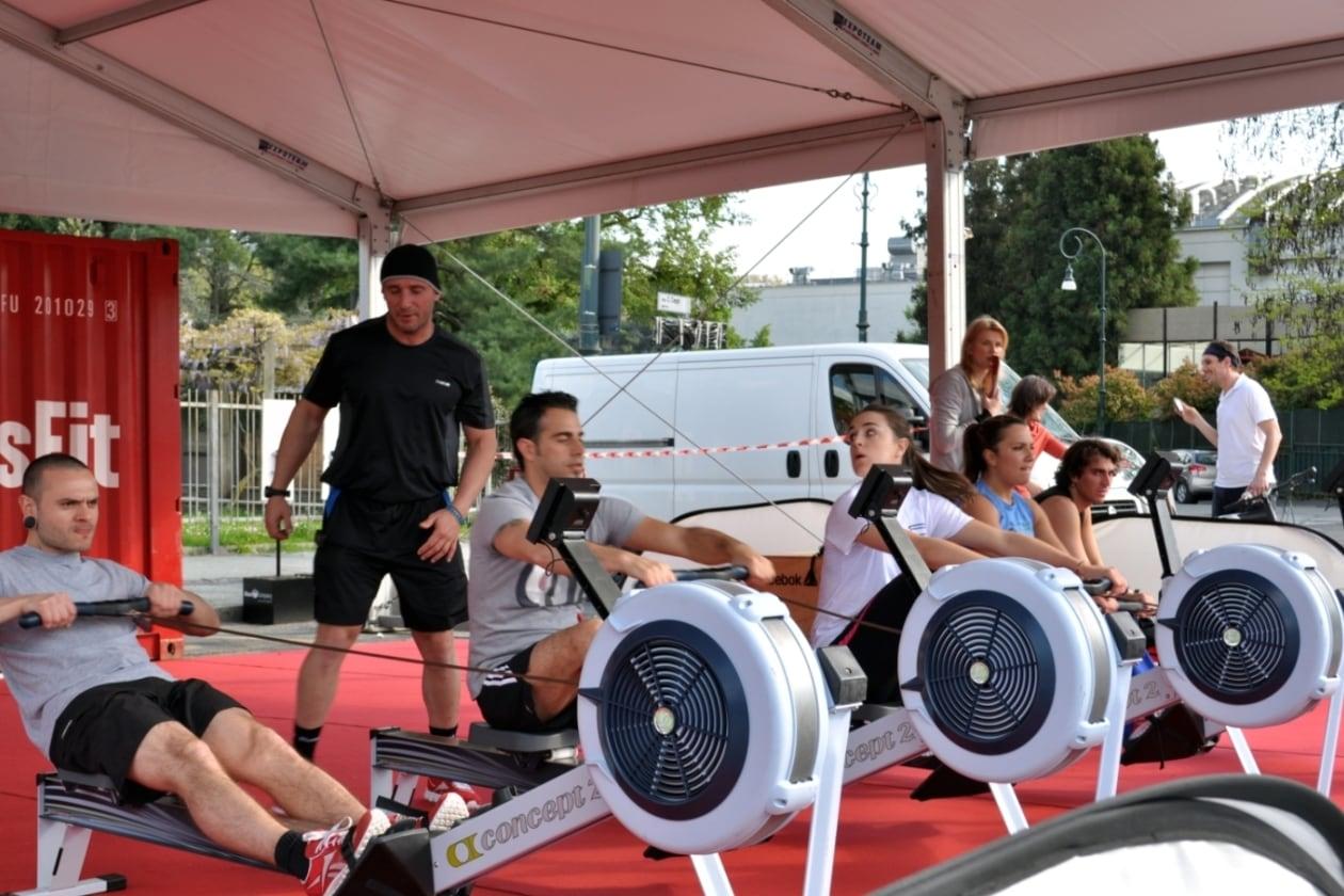 Pronti ad allenarvi anche voi