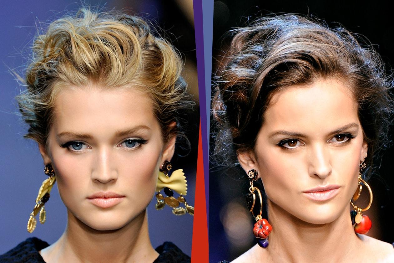 Uno stile anni Ottanta per Dolce&Gabbana