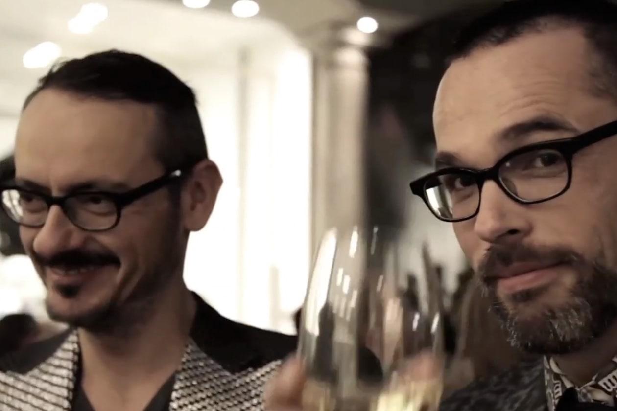 Viktor & Rolf: intervista esclusiva all'esplosivo duo di designer
