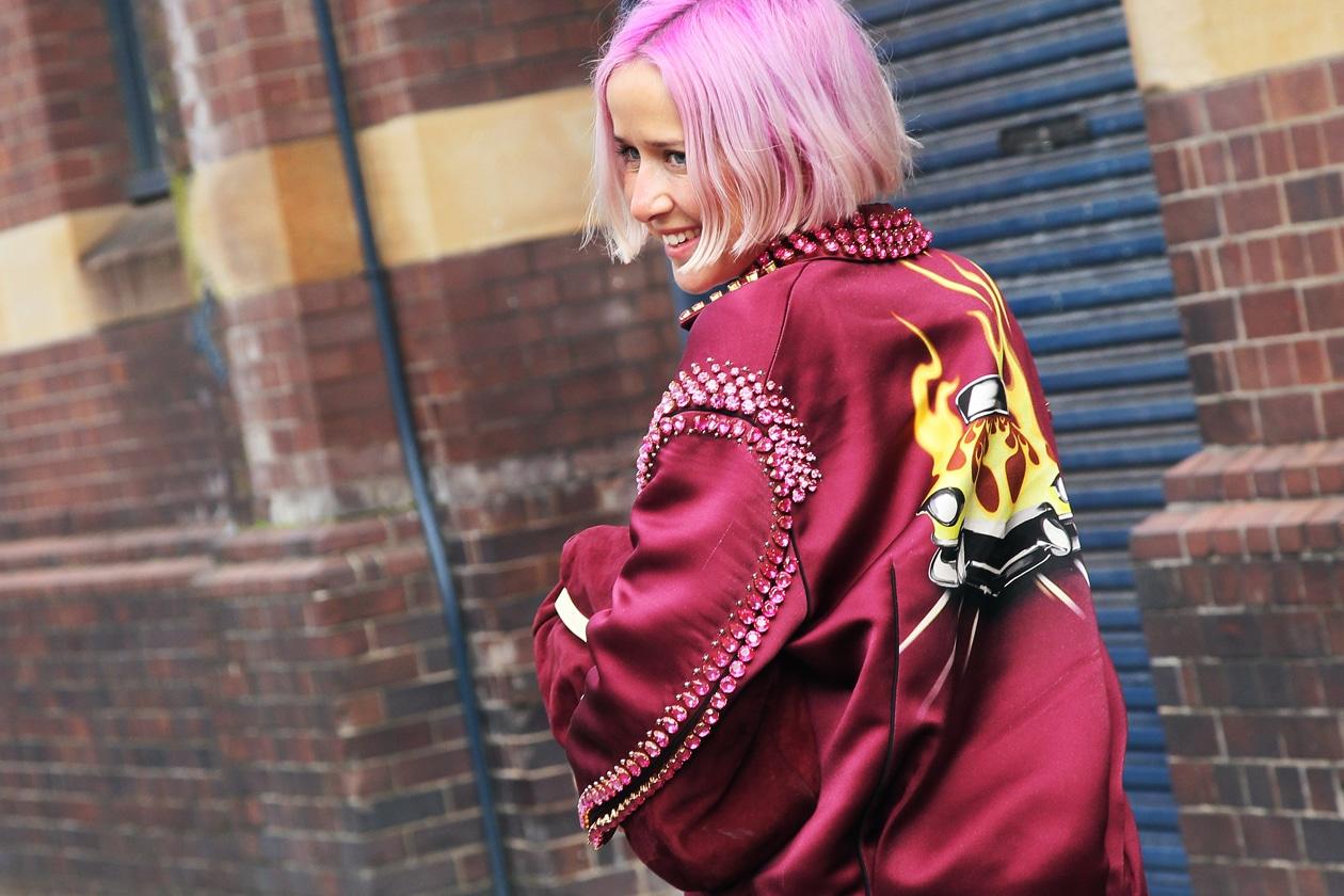 Australian fashion Week Street Style: 30 aprile