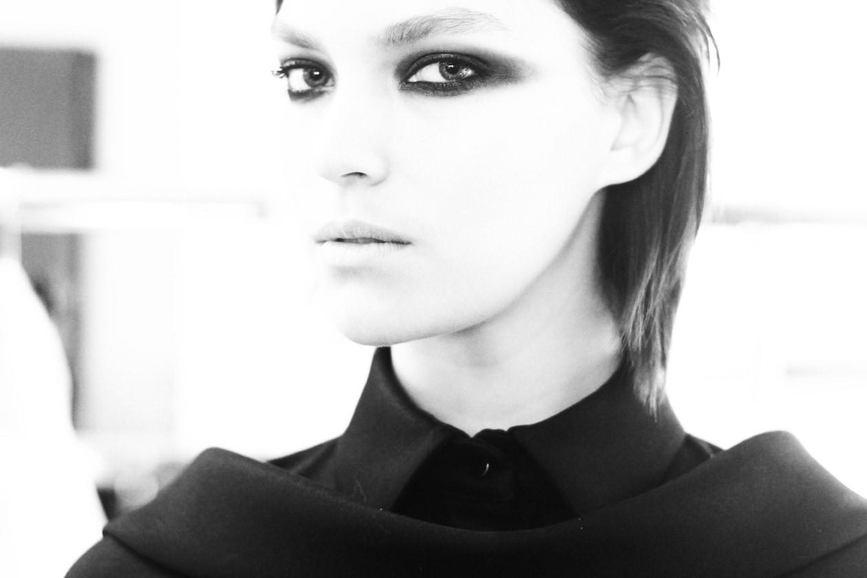 Le modelle più belle incontrate alla Milan Fashion Week