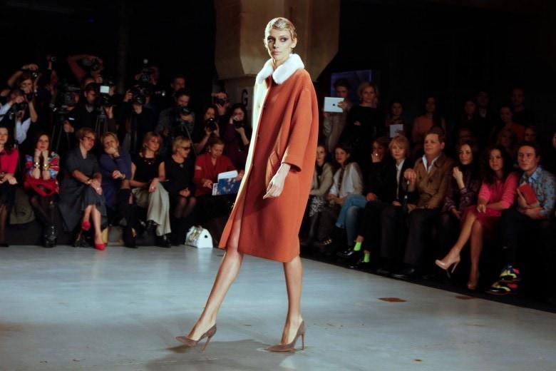 Mosca: la fashion week della capitale russa