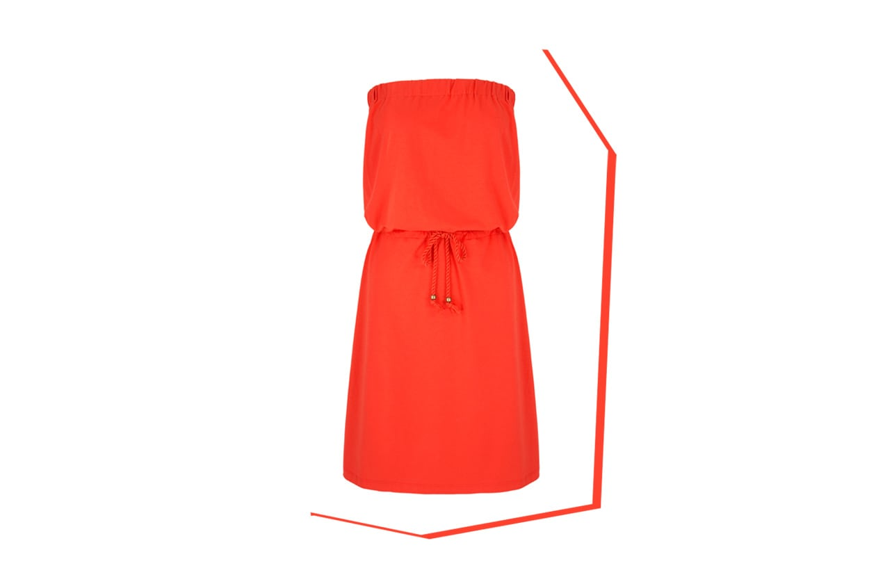 15 abito rosso gap