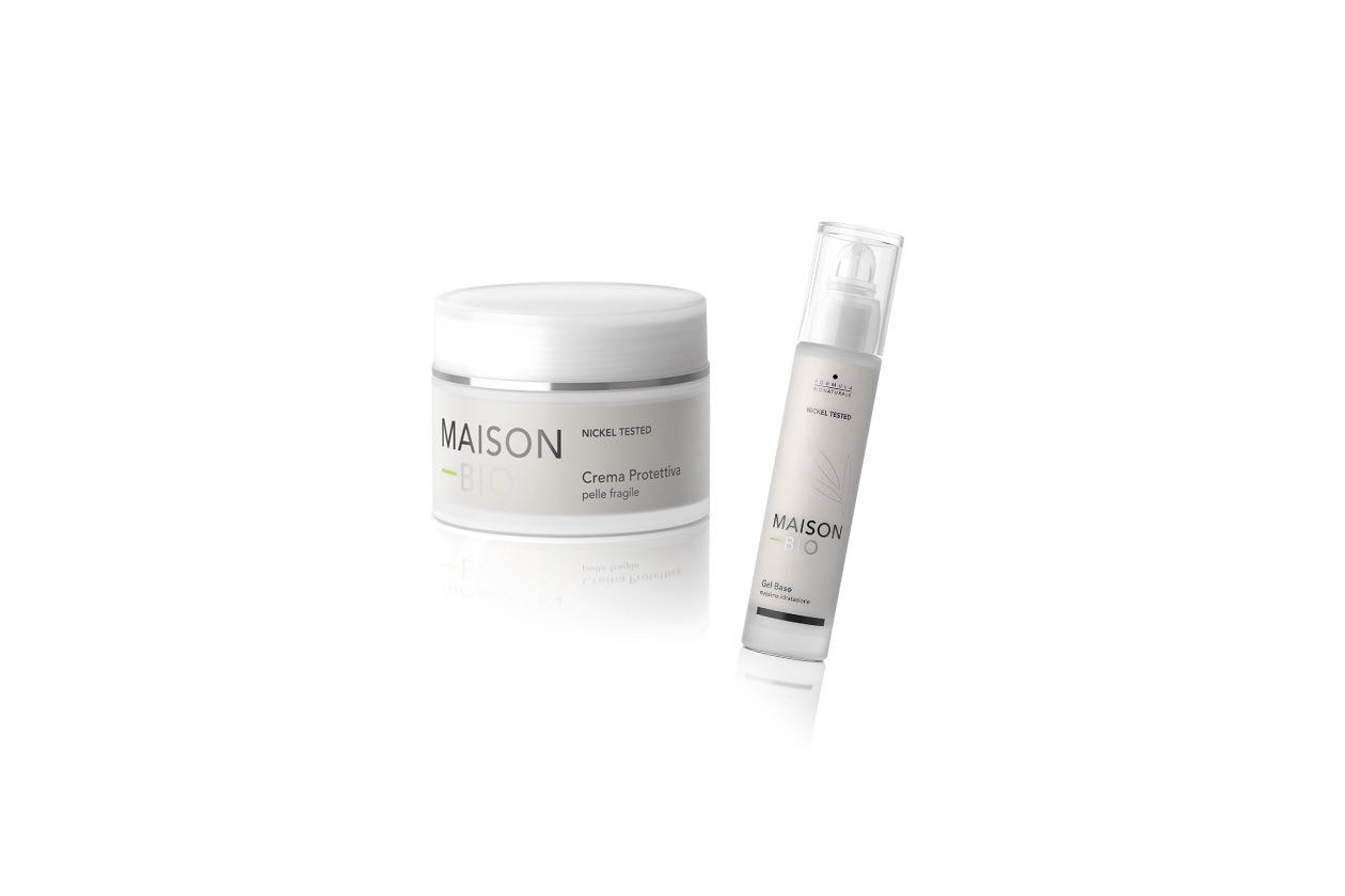 A base di argan e aloe anche la crema viso idratante di Maison Bio regala alla pelle un aspetto compatto e luminoso
