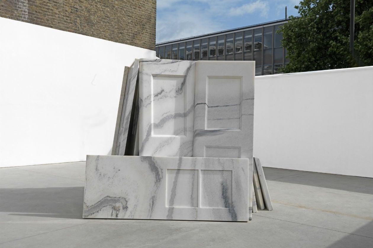 Ai Weiwei Marble Doors 2006 1