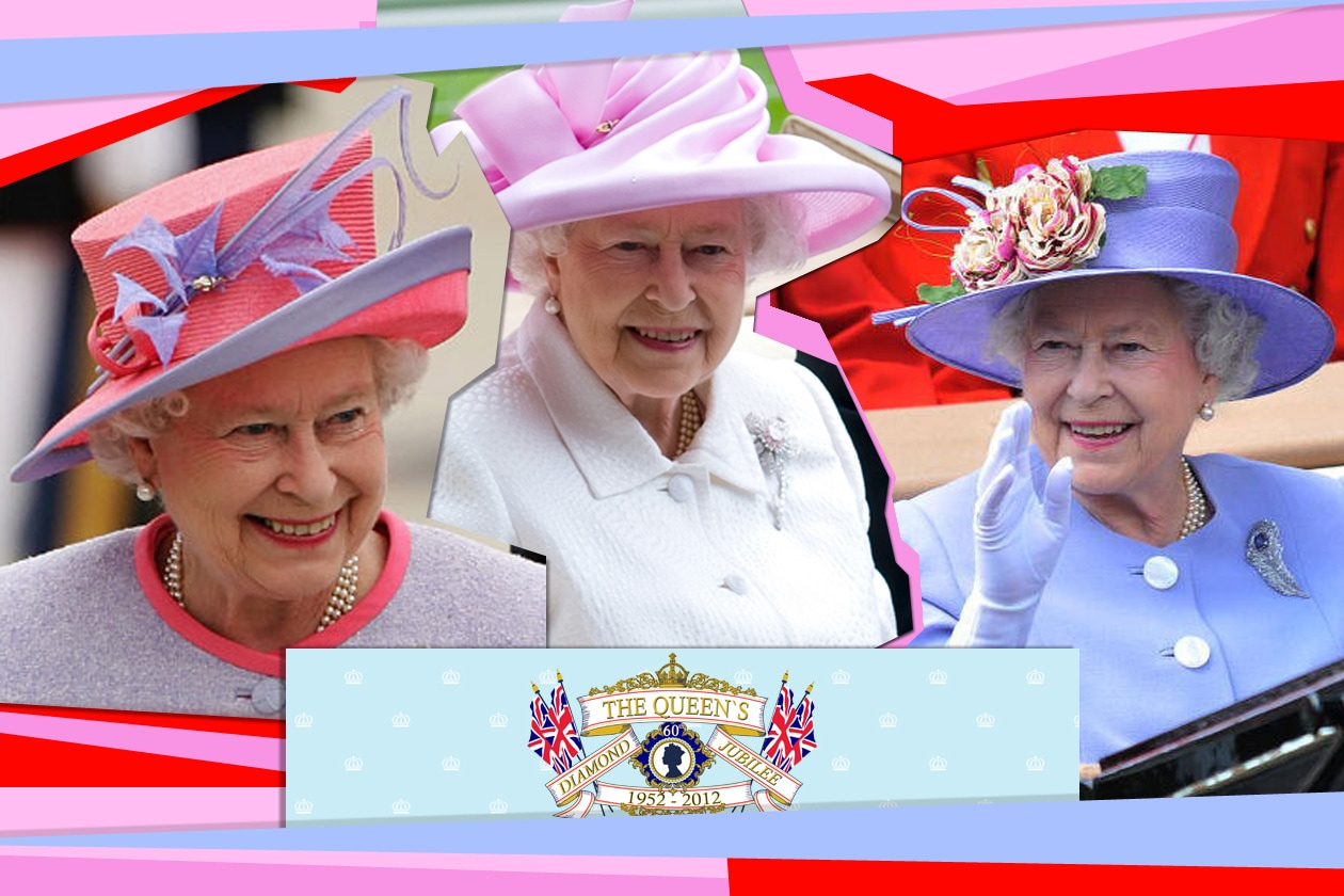 Beauty products for Queen's Diamond Jubilee