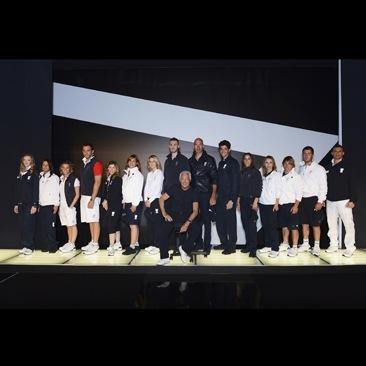 EA7 Emporio Armani veste le Olimpiadi