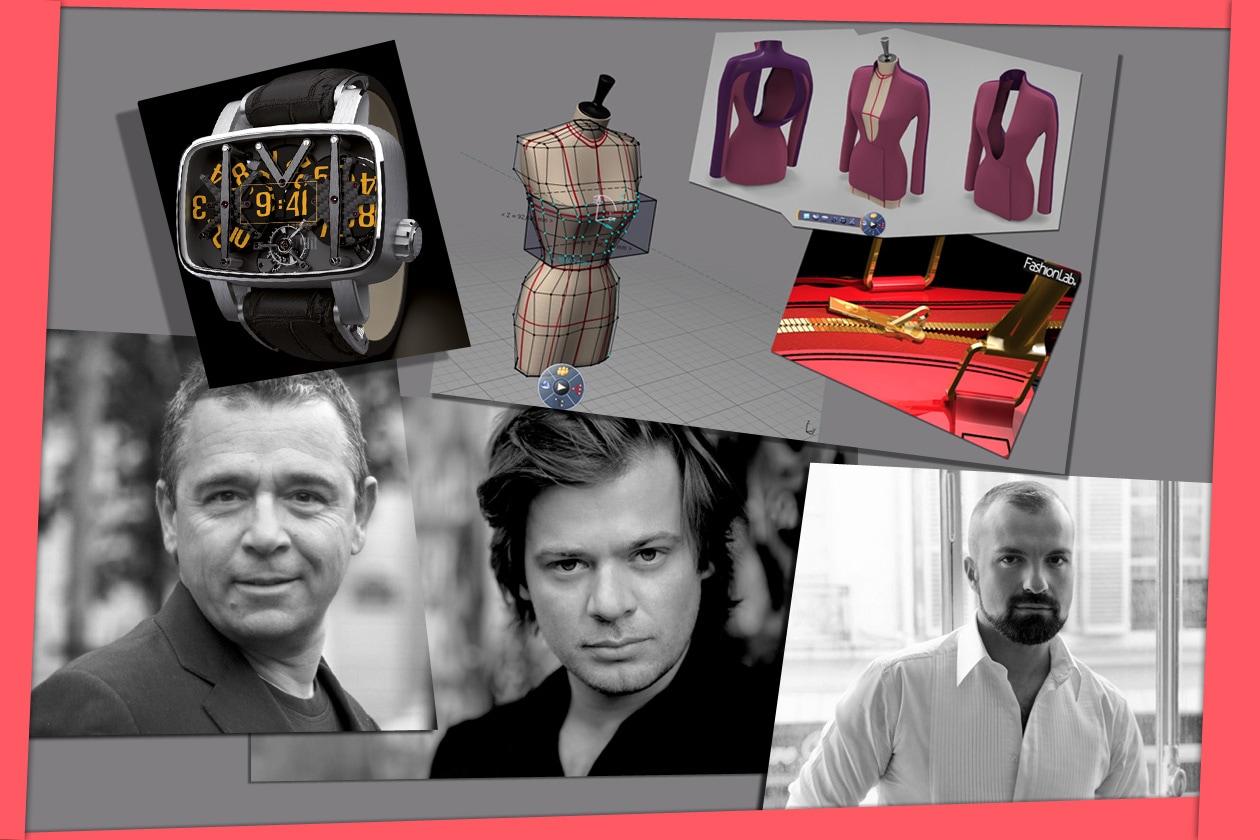 FashionLab: la moda diventa 3D