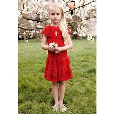 La baby Vodianova diventa modella