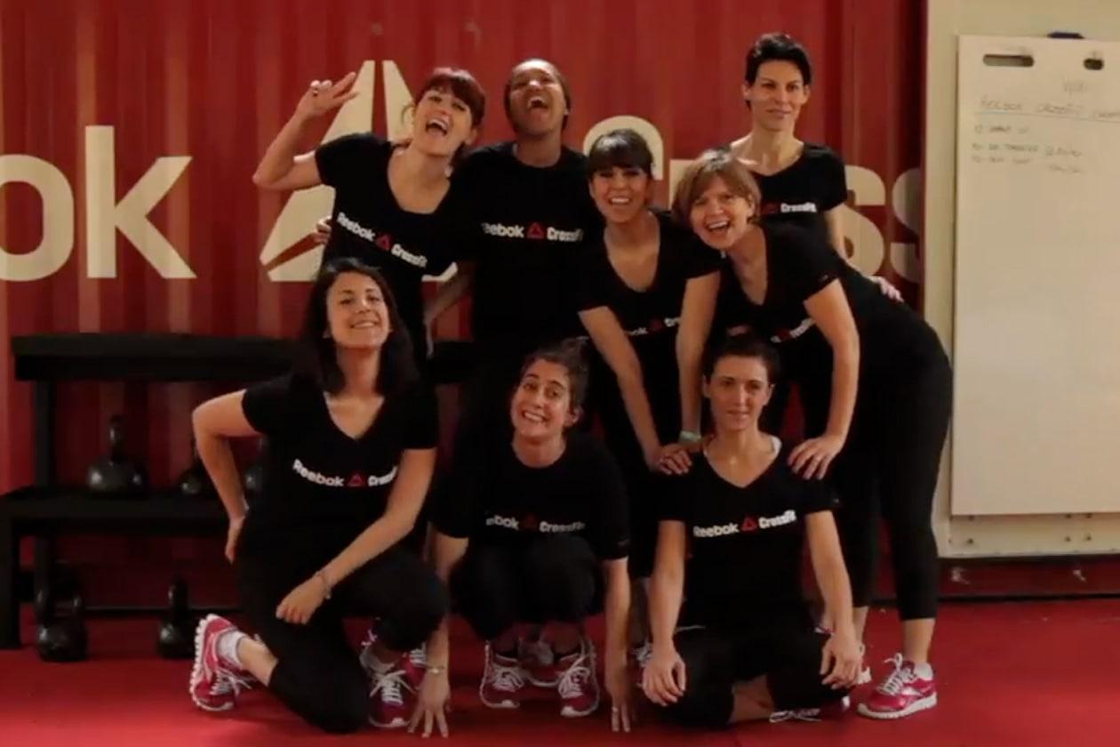 La redazione di Grazia.it si allena con il CrossFit e Reebok