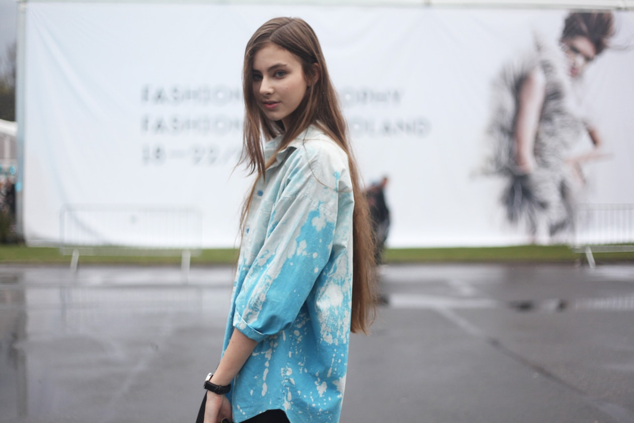 Low Fashion Philosophy, Poland Fashion Week Lodz 18th 22nd April 2012 streetstyle 2 24