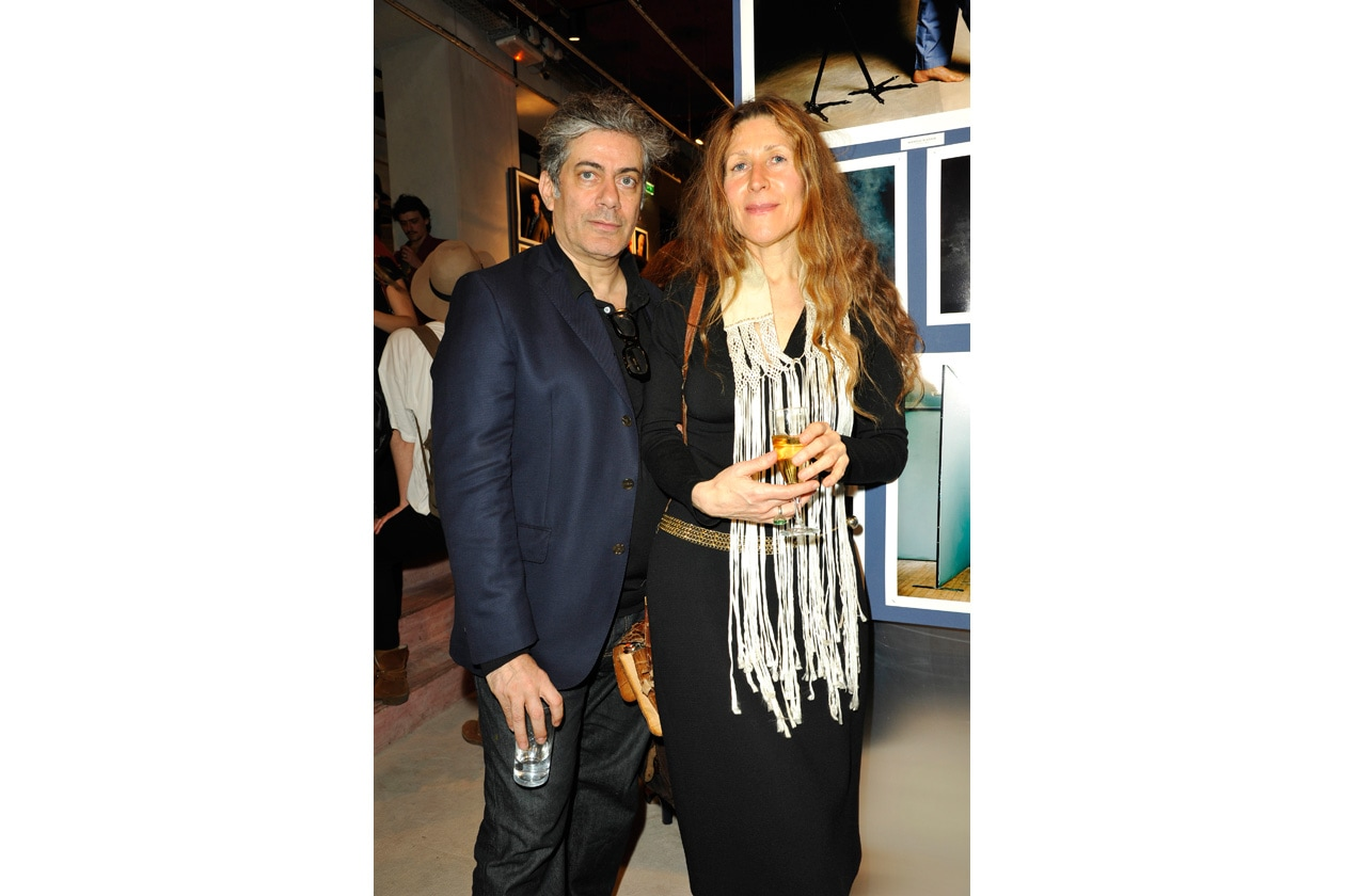 Marc Ascoli and Katerina Jebb