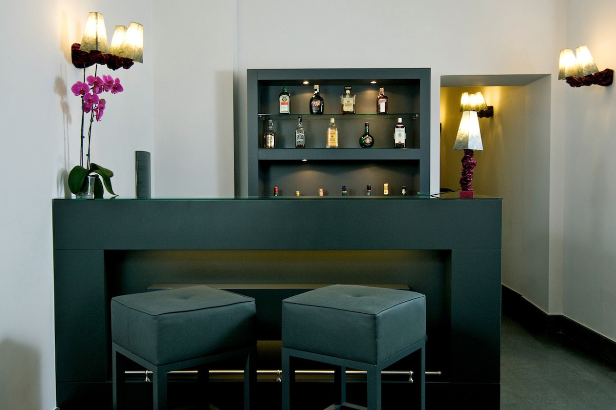 Palazzo Decumani il bar