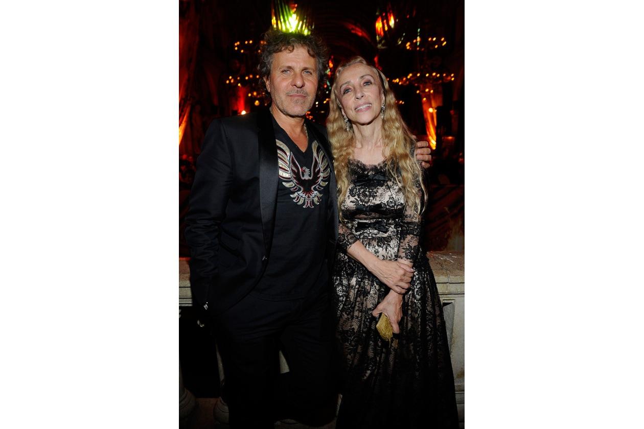 Renzo Rosso e Franca Sozzani