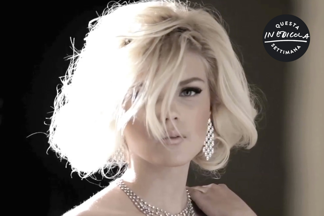 Sentirsi Marilyn: backstage