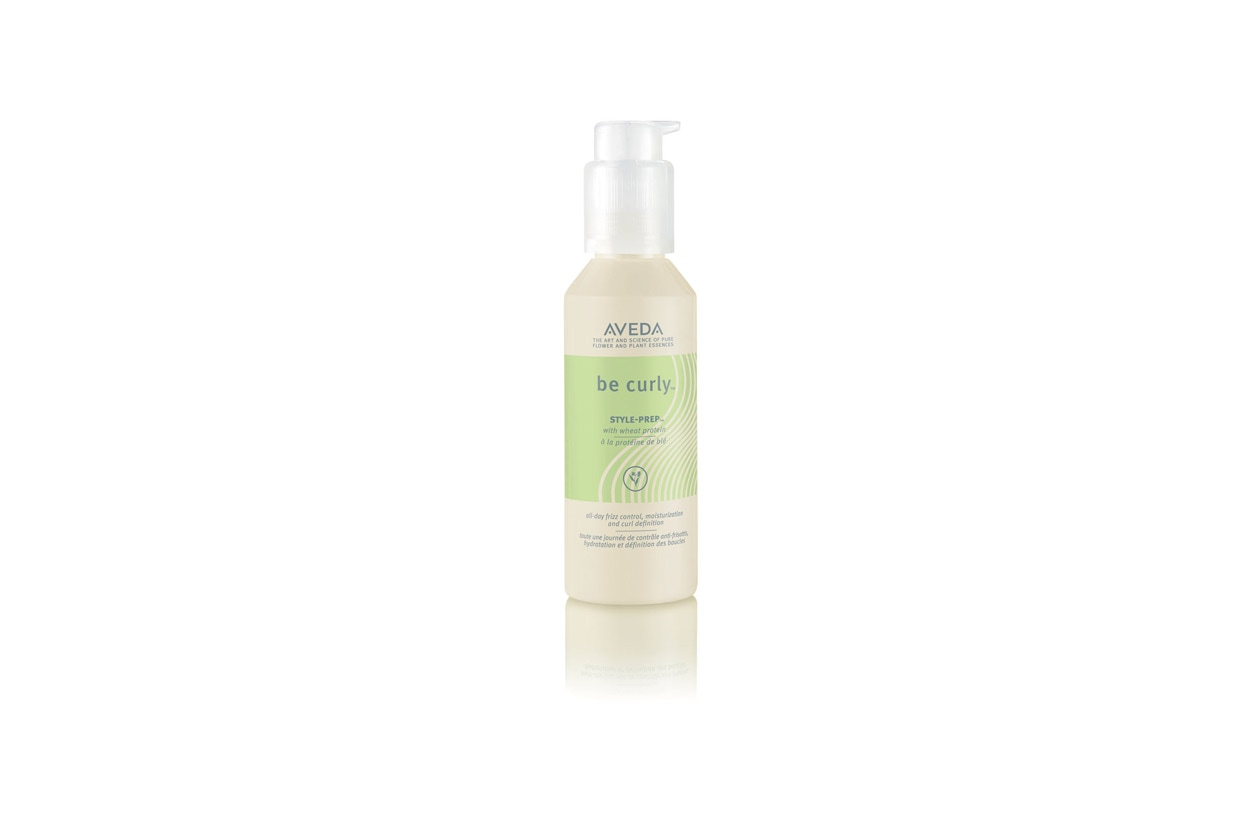 aveda be curly style prep