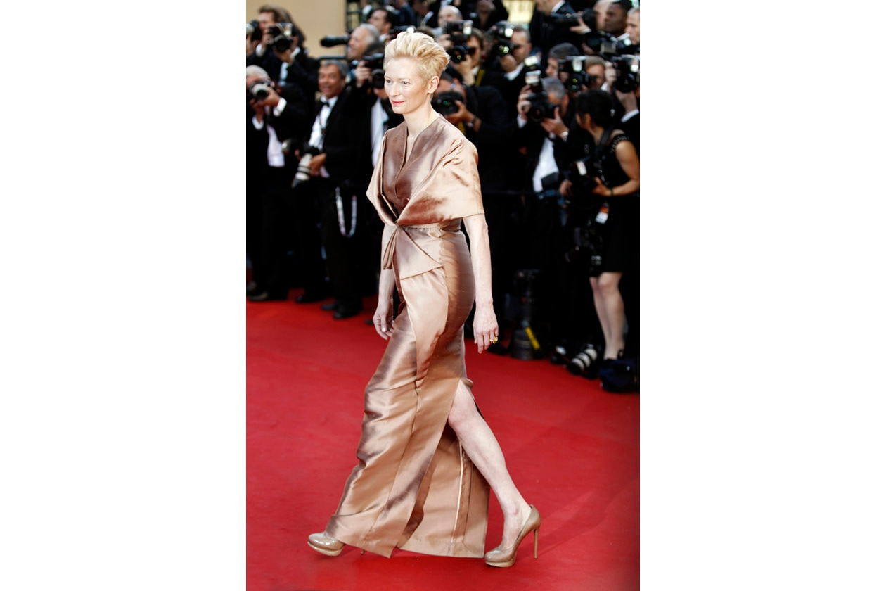 cannes Tilda Swinton