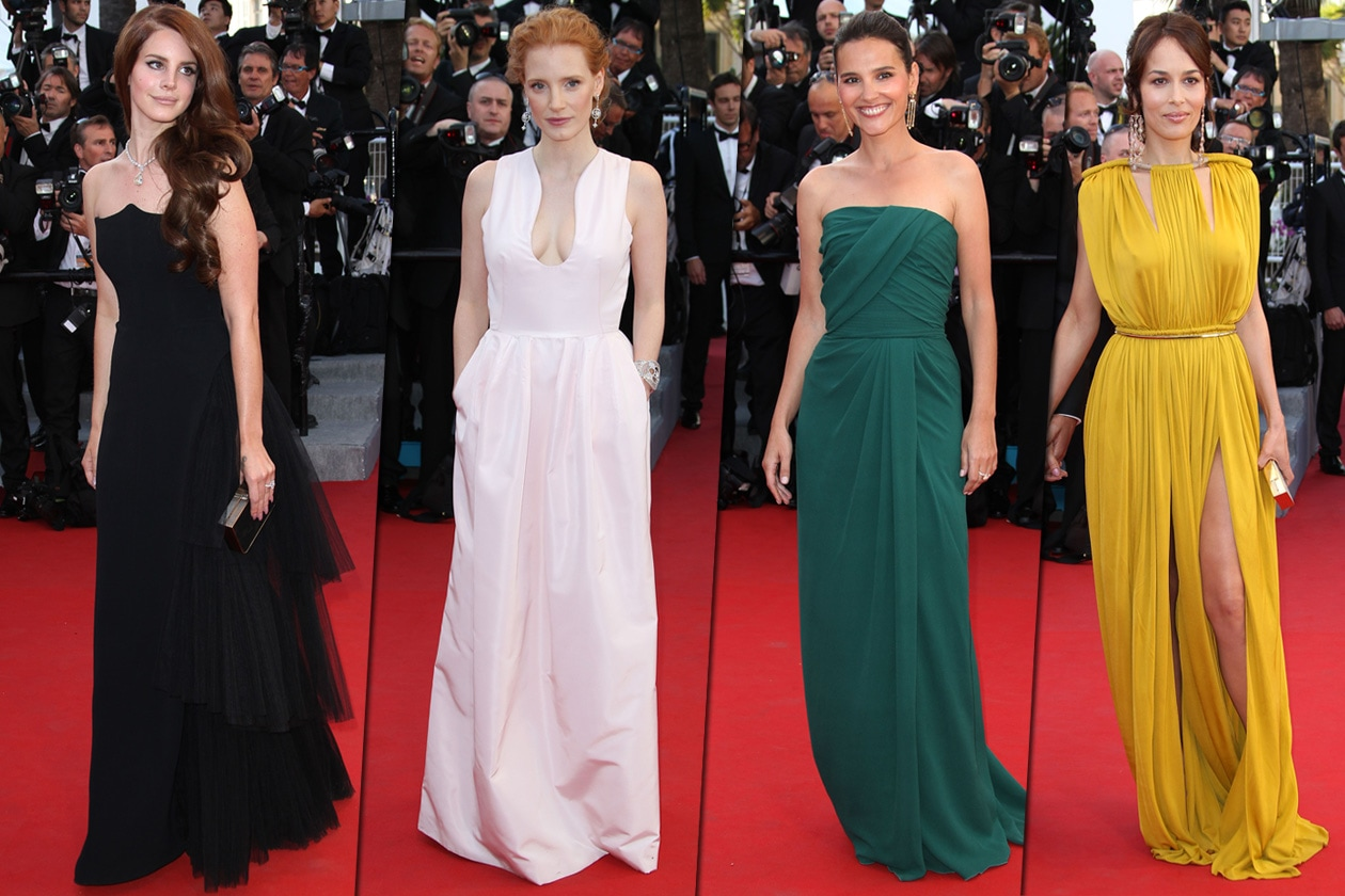 Cannes 2012: i look delle star