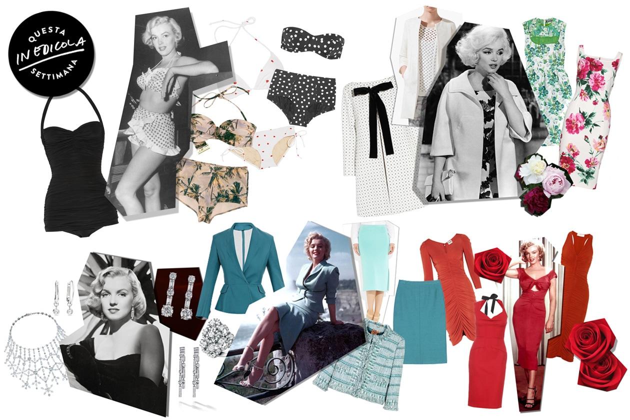 Ispirazione Marilyn Monroe