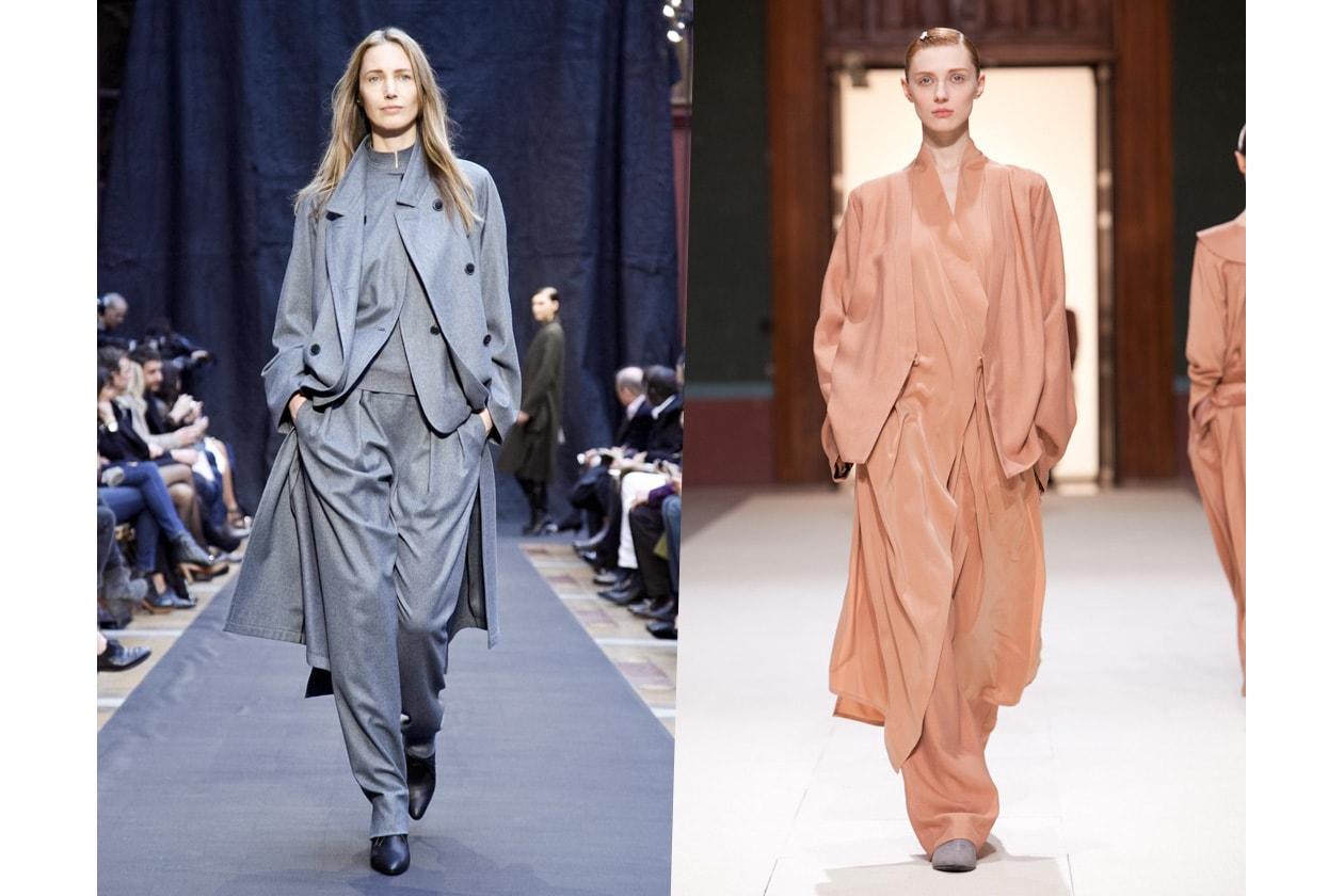 Due proposte per il prossimo autunno-inverno 2012 13 che sembrano arrivare  direttamente dal guardaroba maschile 904c0e5230d
