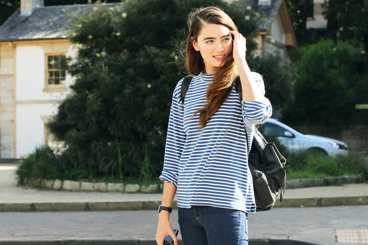 Australian Fashion Week Street Style: 3 Maggio