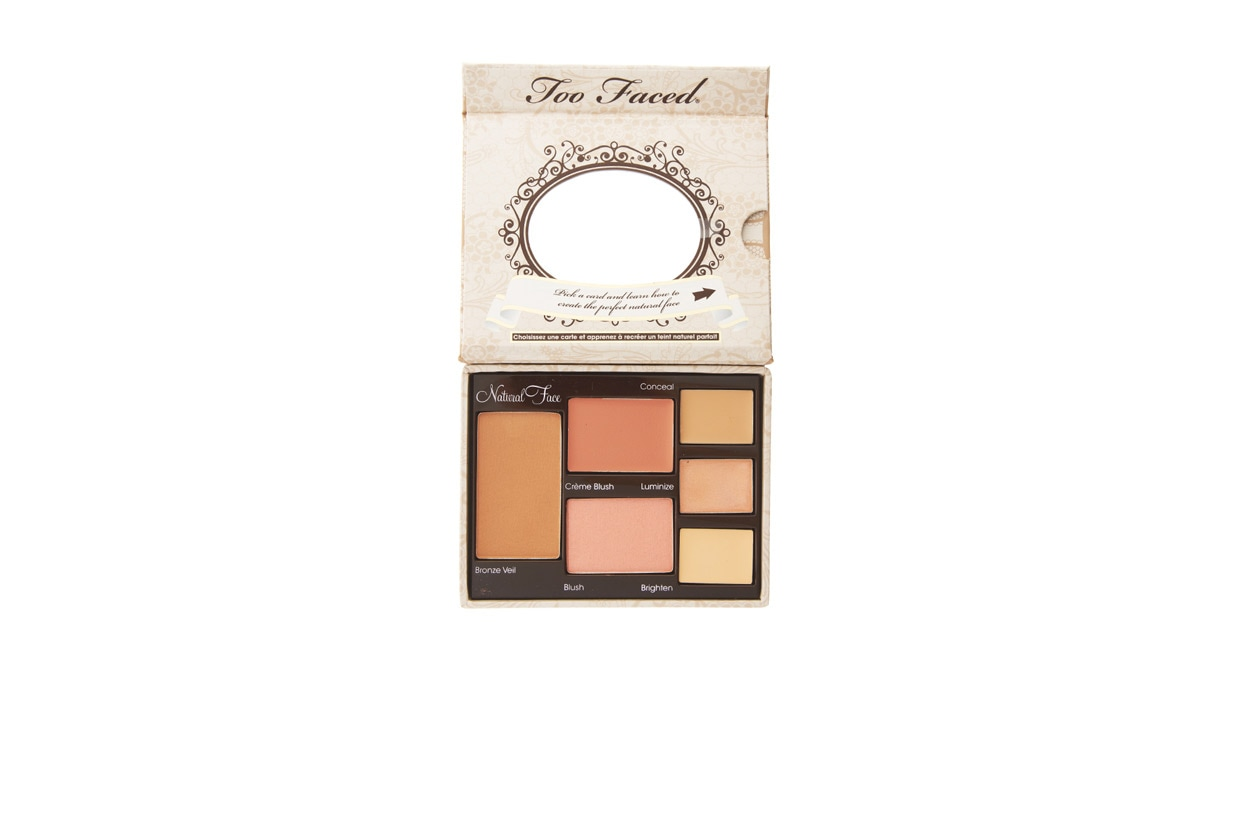 toofaced natural face