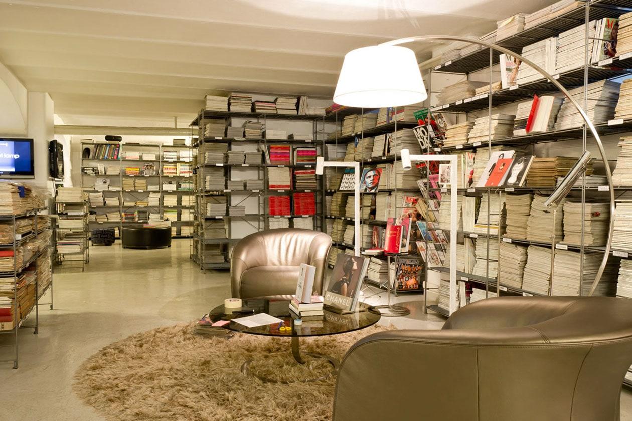 Biblioteca della Moda, l'intervista al fondatore Diego Valisi