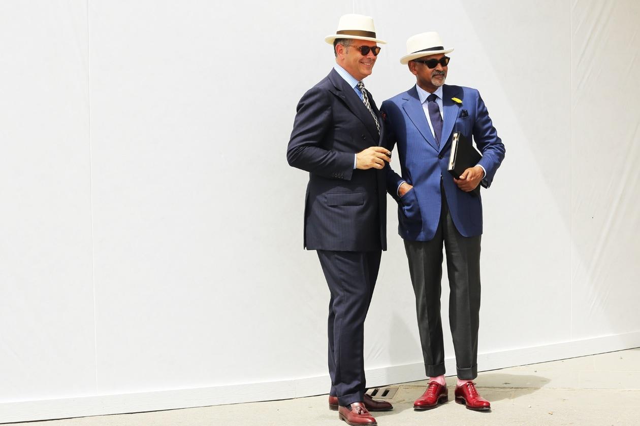 Pitti Street Style: 20 giugno 2012