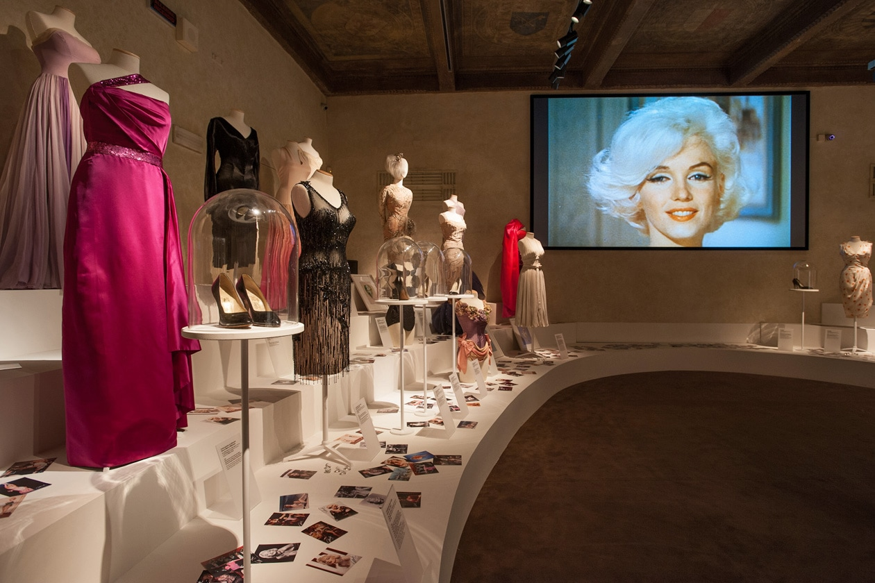 Ferragamo inaugura la mostra su Marilyn Monroe a Firenze