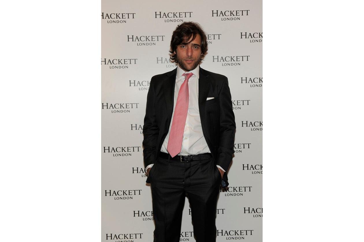 Adriano Giannini@Hackett Lo
