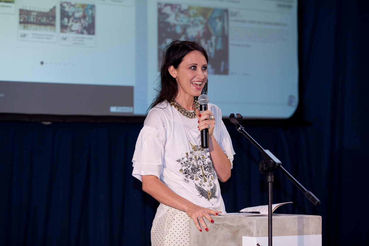 Alessandra Facchinetti presenta Uniqueness
